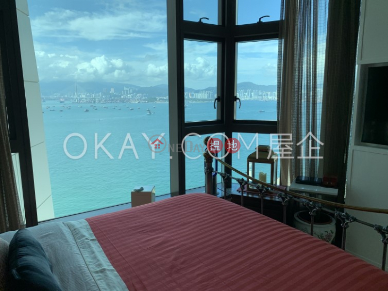 Gorgeous 4 bedroom on high floor with balcony & parking | For Sale | The Sail At Victoria 傲翔灣畔 Sales Listings