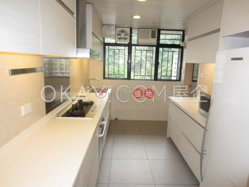 HK$ 115,000/ month | Clovelly Court | Central District Unique 4 bedroom with balcony & parking | Rental