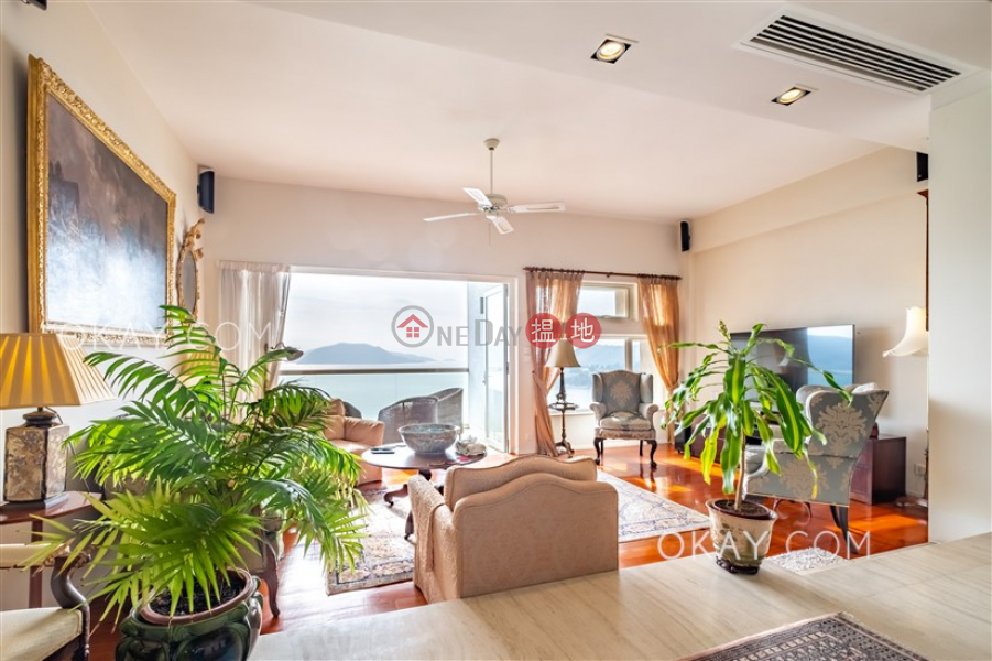 Efficient 3 bed on high floor with sea views & rooftop | For Sale 29-31 Tai Tam Road | Southern District Hong Kong Sales HK$ 73M