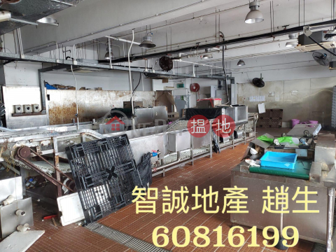 葵涌 - 宏達工業中心 出租 洗碗工場|宏達工業中心(Vanta Industrial Centre)出租樓盤 (00099477)_0