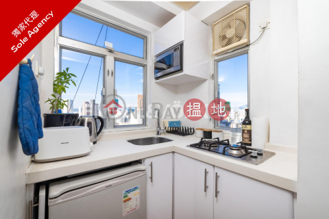 1 Bed Flat for Sale in Soho|Central DistrictTai Hing Building(Tai Hing Building)Sales Listings (EVHK95552)_0