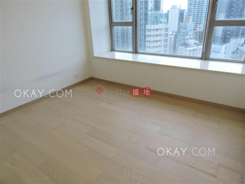 Stylish 3 bedroom with balcony | Rental, The Summa 高士台 Rental Listings | Western District (OKAY-R287778)