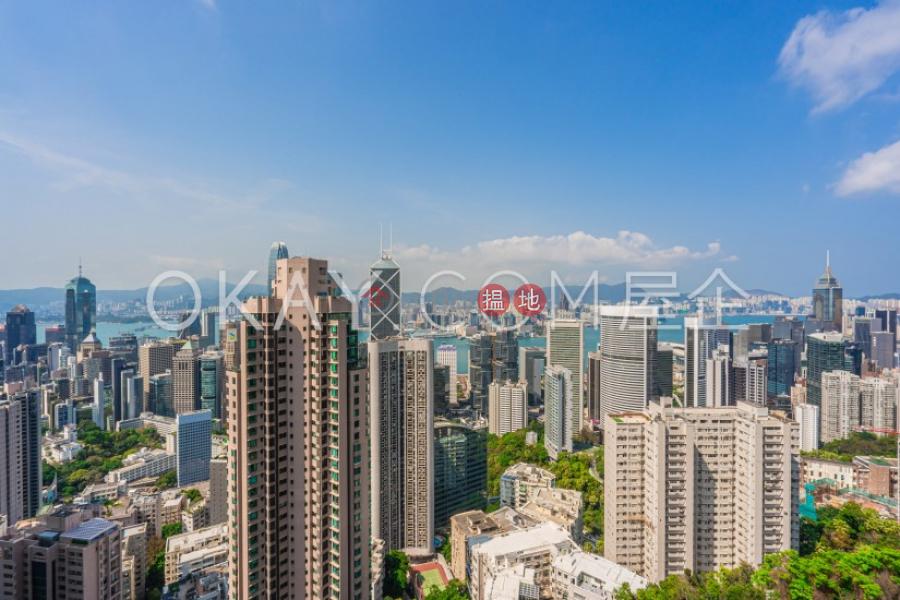 4房4廁,實用率高,星級會所,連車位港景別墅出租單位-11馬己仙峽道   中區香港-出租-HK$ 300,000/ 月