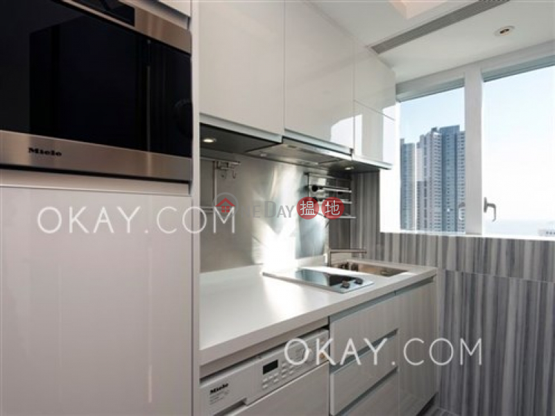 Property Search Hong Kong | OneDay | Residential, Sales Listings, Tasteful 1 bed on high floor with sea views & balcony | For Sale