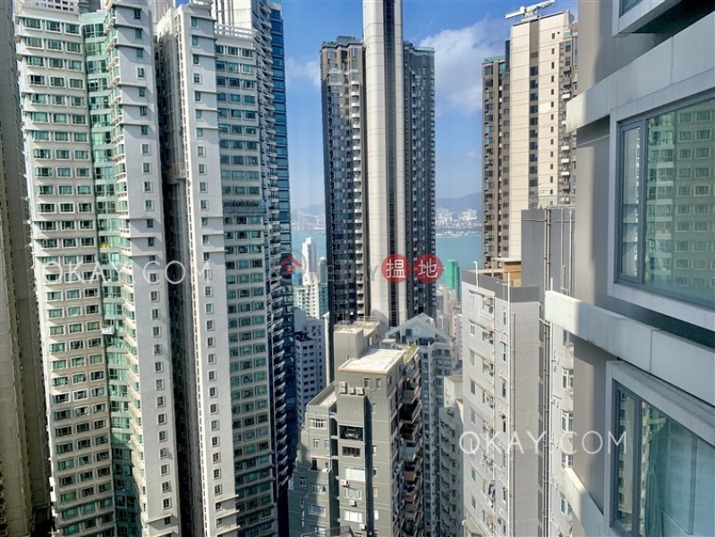 Luxurious 4 bed on high floor with sea views & balcony | For Sale | Seymour 懿峰 Sales Listings