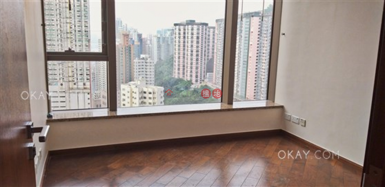 Exquisite 4 bedroom with balcony & parking | For Sale | The Signature Podium 春暉8號平台 Sales Listings