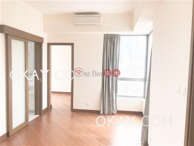 1房1廁,極高層,星級會所,露台《盈峰一號出租單位》-1和風街 | 西區香港|出租-HK$ 30,000/ 月