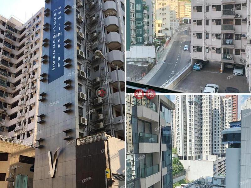 連租約,升值潛力高,地段優越,實用靚則,超筍價《V Happy Valley買賣盤》|68成和道 | 灣仔區香港出售-HK$ 760萬