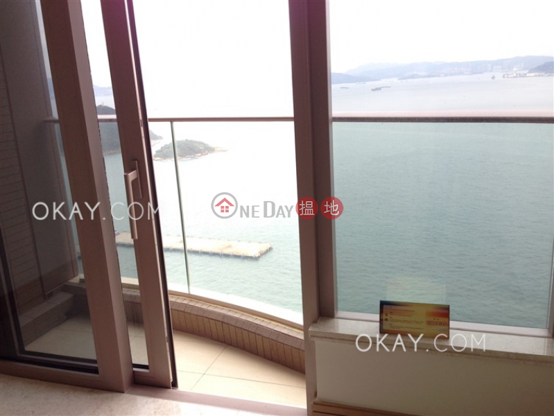 Unique 1 bed on high floor with harbour views & balcony | For Sale | Cadogan 加多近山 Sales Listings
