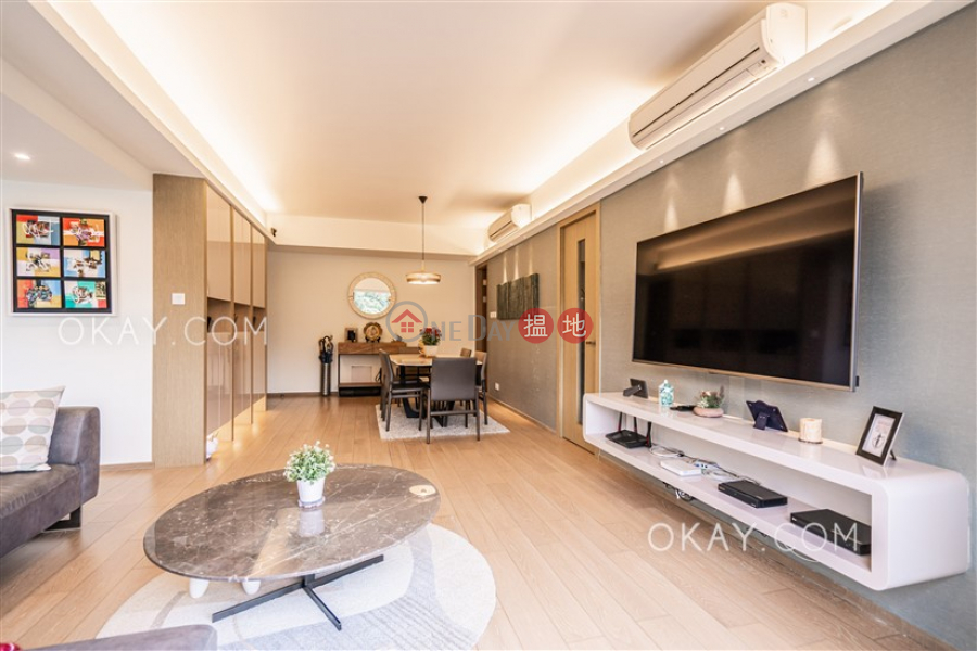 Unique 3 bedroom with balcony & parking | For Sale | Island Garden Tower 2 香島2座 Sales Listings