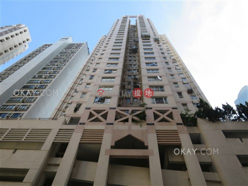 Charming 2 bedroom on high floor with rooftop & parking | Rental, 3 Tsui Man Street | Wan Chai District Hong Kong | Rental, HK$ 36,000/ month