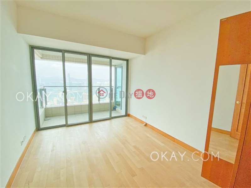 Stylish 3 bedroom on high floor with balcony & parking | Rental | 3A Tregunter Path | Central District, Hong Kong Rental | HK$ 136,000/ month