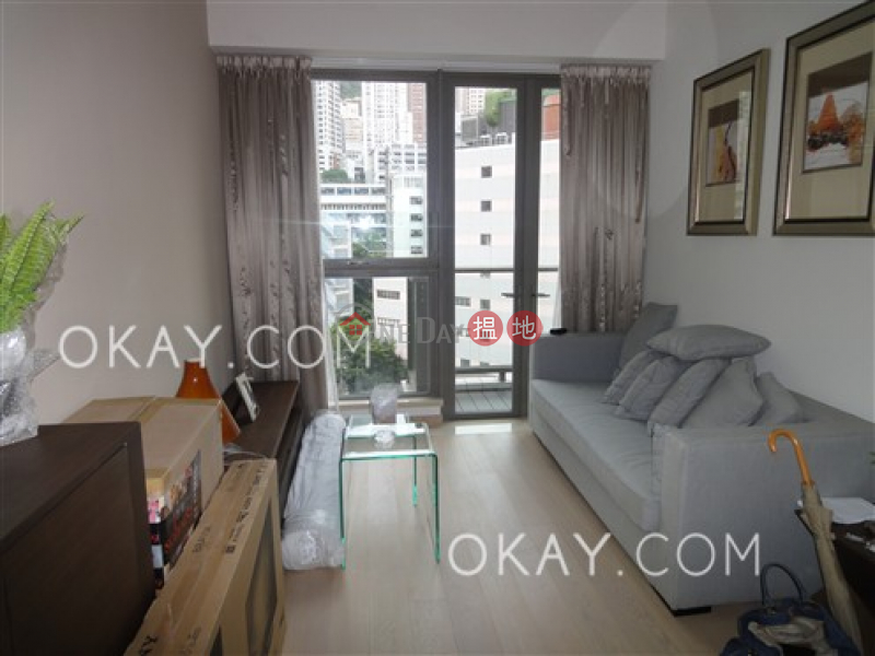 Gorgeous 2 bedroom with balcony | For Sale, 189 Queen Road West | Western District Hong Kong Sales, HK$ 13.4M