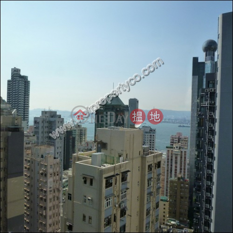 Studio penthouse with rooftop for lease in Sai Wan|True Light Building(True Light Building)Rental Listings (A066374)_0