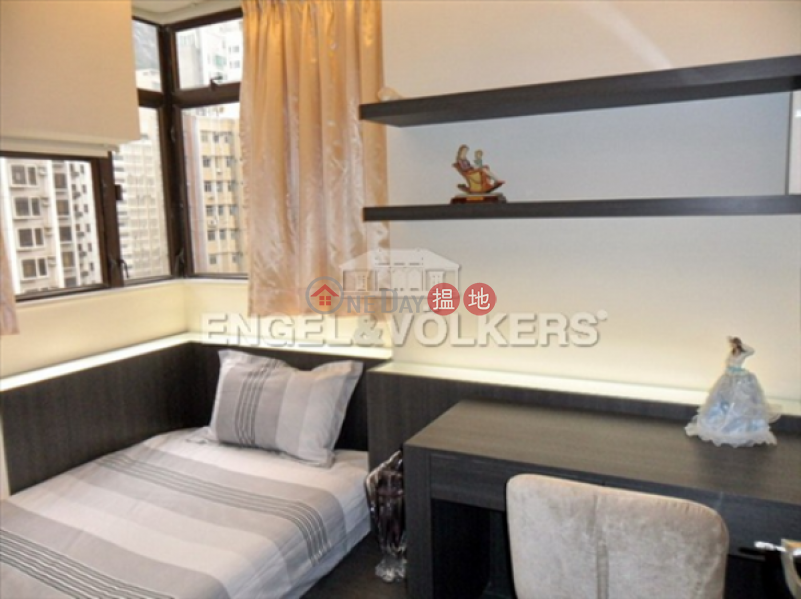 3 Bedroom Family Flat for Rent in Mid Levels West   Roc Ye Court 樂怡閣 Rental Listings