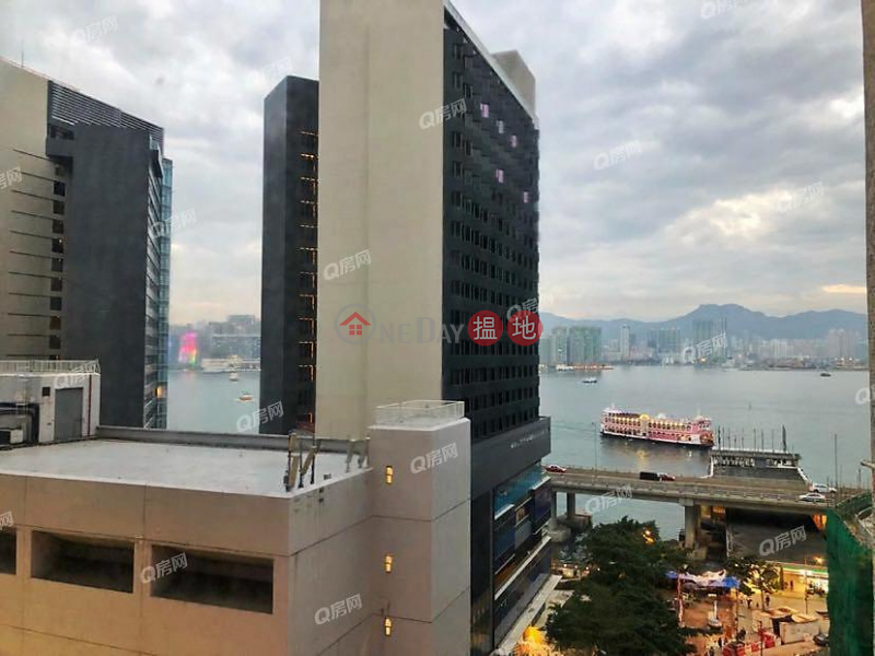 海景,地鐵上蓋,交通方便,四通八達,品味裝修《國賓大廈買賣盤》|28書局街 | 東區香港出售-HK$ 598萬