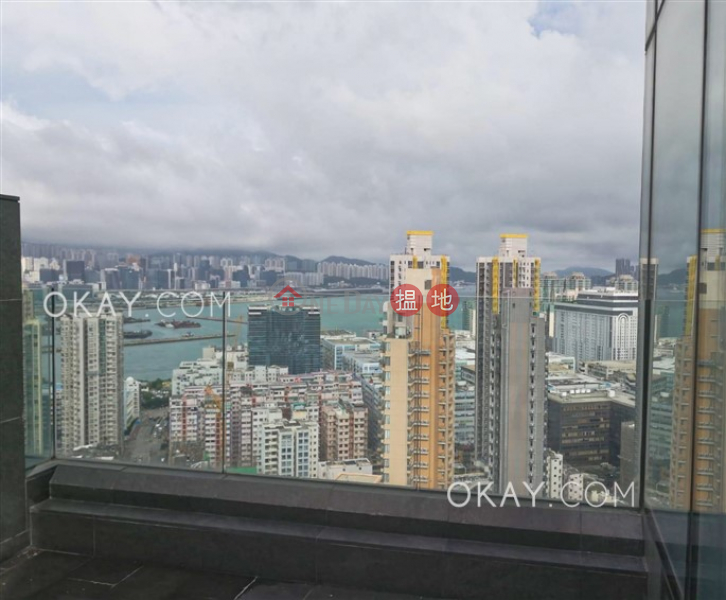 Property Search Hong Kong | OneDay | Residential | Sales Listings Luxurious 2 bed on high floor with sea views & rooftop | For Sale