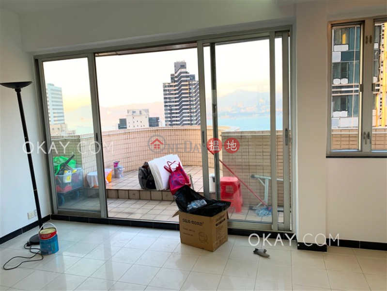 HK$ 16M Block B KingsField Tower | Western District, Charming penthouse with sea views, rooftop & terrace | For Sale