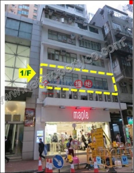 Man Man Building | Low, Office / Commercial Property, Rental Listings | HK$ 49,000/ month