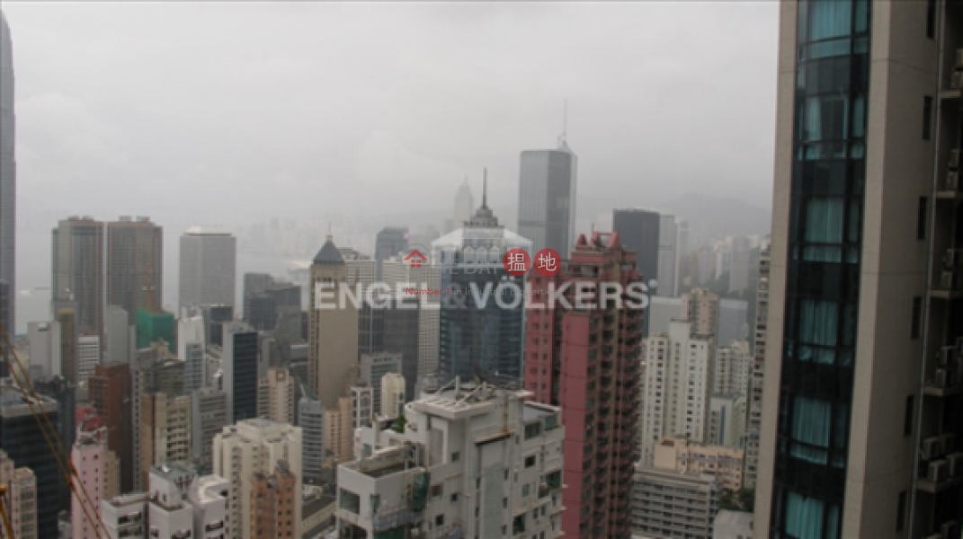 3 Bedroom Family Flat for Sale in Central Mid Levels | 60 Robinson Road | Central District | Hong Kong Sales HK$ 25M