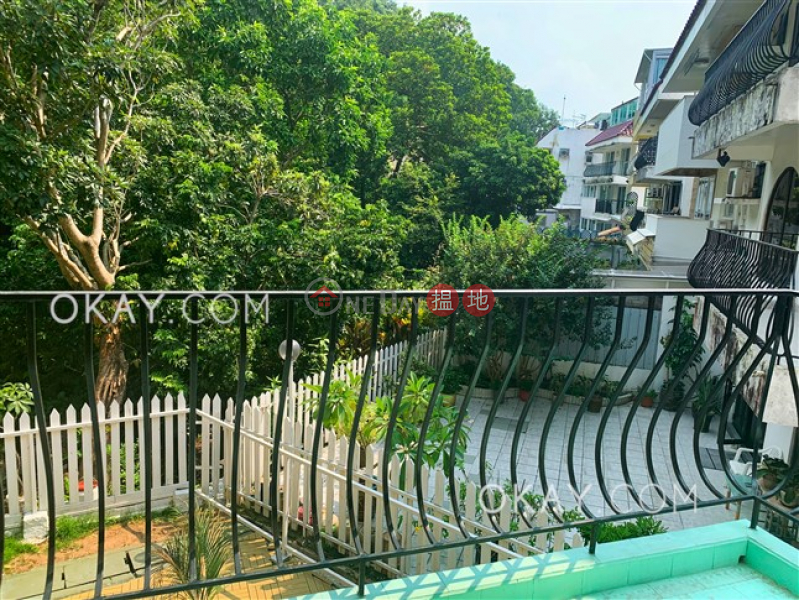 Rare house with balcony & parking | Rental | Sha Lan Villas 沙欄小築 Rental Listings