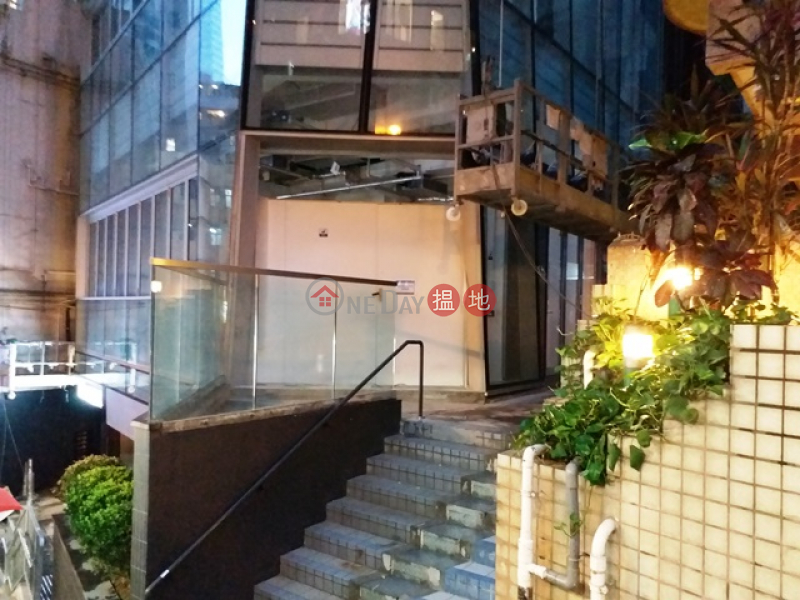 Property Search Hong Kong | OneDay | Retail Rental Listings Brand new Grade A commercial tower in core Central consecutive floors for letting