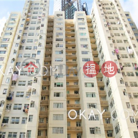 Efficient 3 bed on high floor with rooftop & balcony | Rental