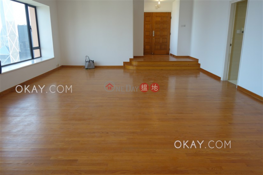 Exquisite 3 bed on high floor with sea views & balcony | Rental, 1 Albany Road | Central District Hong Kong, Rental HK$ 118,000/ month