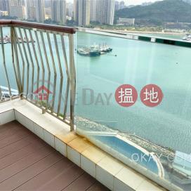 Tasteful 4 bedroom with balcony & parking | Rental