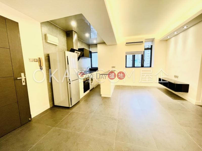HK$ 25,000/ 月毓成大廈-灣仔區-2房1廁,實用率高毓成大廈出租單位