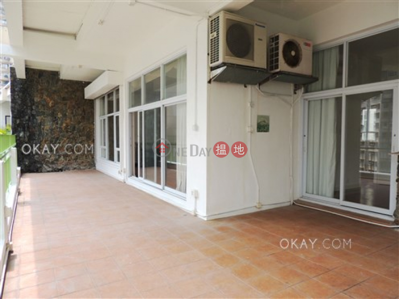 Efficient 4 bed on high floor with terrace & balcony   Rental   Panorama 全景大廈 Rental Listings