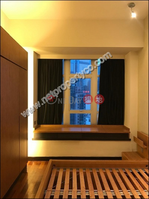 1-bedroom flat with balcony for rent in Wan Chai|J Residence(J Residence)Rental Listings (A043872)_0