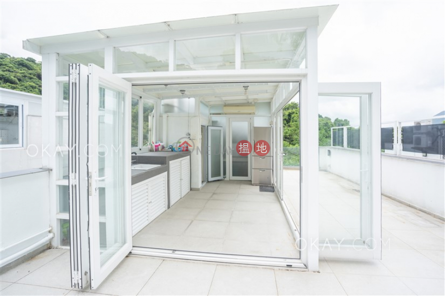 HK$ 23.8M | Hing Keng Shek | Sai Kung Stylish house with rooftop, terrace & balcony | For Sale