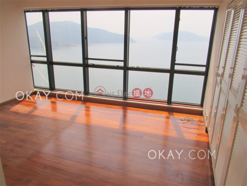 HK$ 92,500/ month Pacific View | Southern District Lovely 4 bedroom on high floor with sea views & balcony | Rental