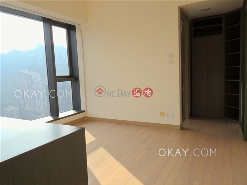 HK$ 88,000/ month The Oakhill | Wan Chai District | Luxurious 3 bed on high floor with harbour views | Rental