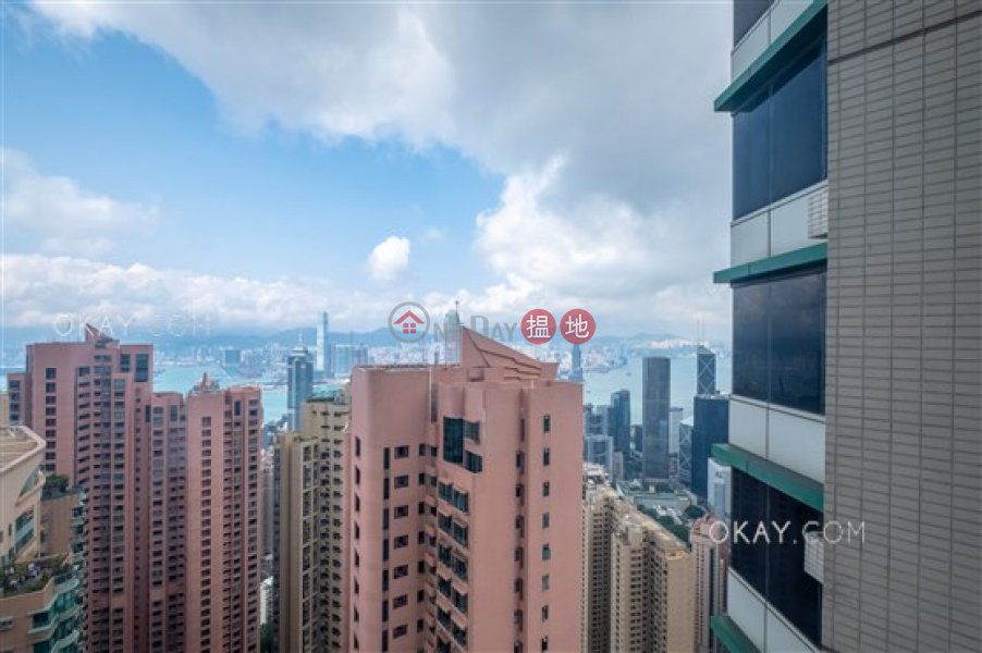 Property Search Hong Kong | OneDay | Residential Sales Listings Rare 4 bedroom on high floor with balcony & parking | For Sale