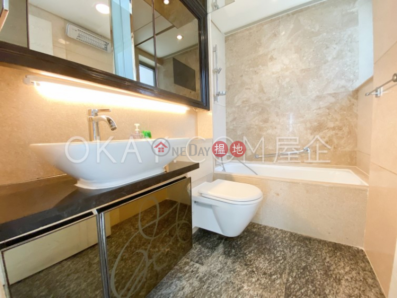 HK$ 42,000/ month   Serenade   Wan Chai District, Gorgeous 2 bedroom with balcony & parking   Rental