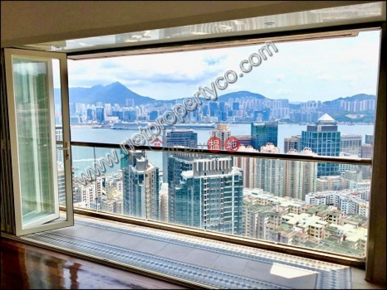 4 bedrooms apartment with panorama sea view, 2 Braemar Hill Road | Eastern District, Hong Kong, Rental, HK$ 76,000/ month