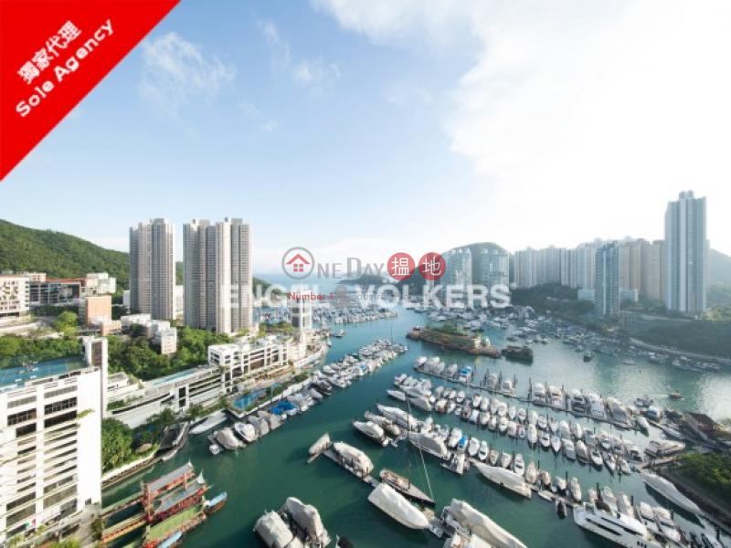 HK$ 42M, Marinella Tower 1, Southern District, High-floor 3 bedroom duplex in Marinella
