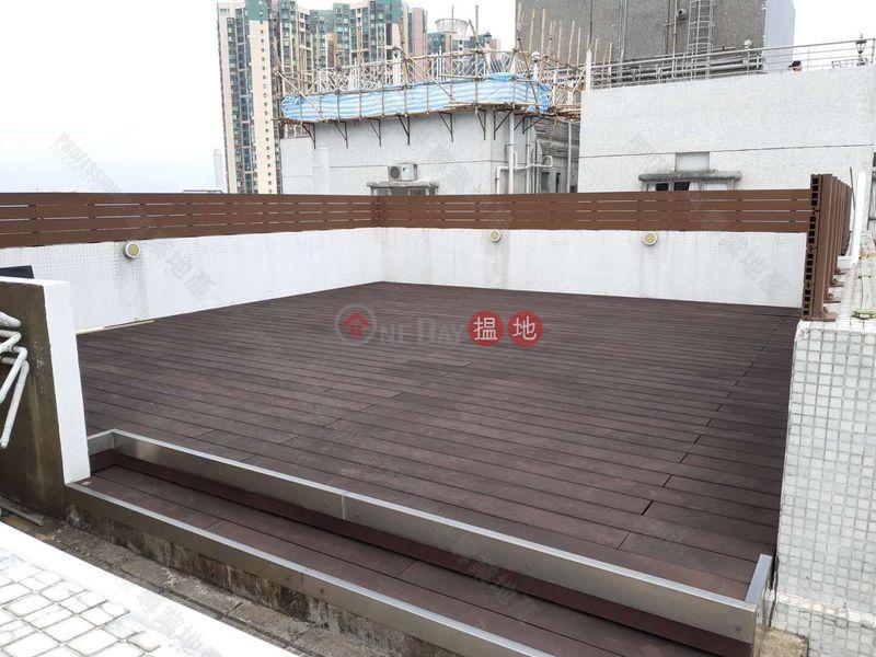 香港搵樓|租樓|二手盤|買樓| 搵地 | 住宅|出售樓盤Duplex apartment with sky terrace & roof.