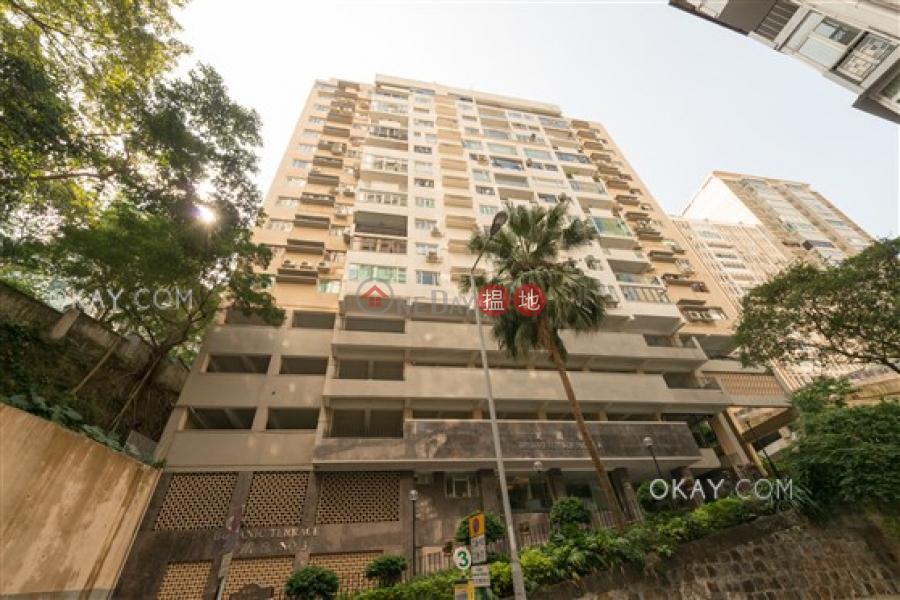 3房2廁,實用率高,連車位,露台《芝蘭台 B座出租單位》5干德道   西區-香港出租 HK$ 55,000/ 月