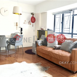Tasteful 3 bedroom on high floor | Rental|Majestic Court(Majestic Court)Rental Listings (OKAY-R119111)_0