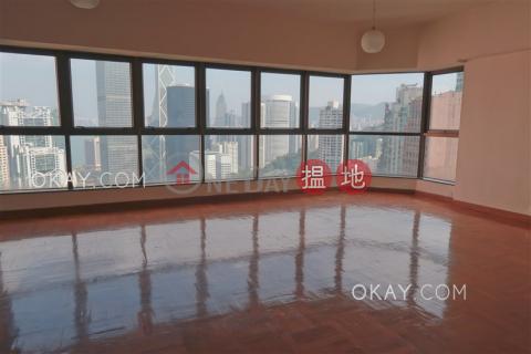 Luxurious 3 bedroom with harbour views, balcony | Rental|2 Old Peak Road(2 Old Peak Road)Rental Listings (OKAY-R69395)_0