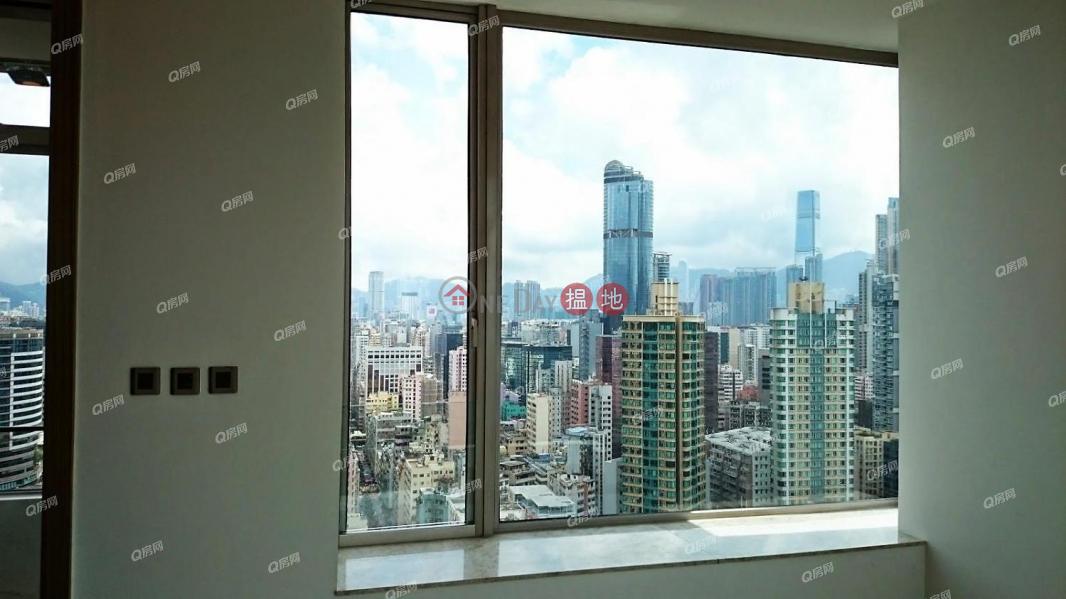 HK$ 46,000/ month | High Park Grand, Yau Tsim Mong | High Park Grand | 3 bedroom High Floor Flat for Rent