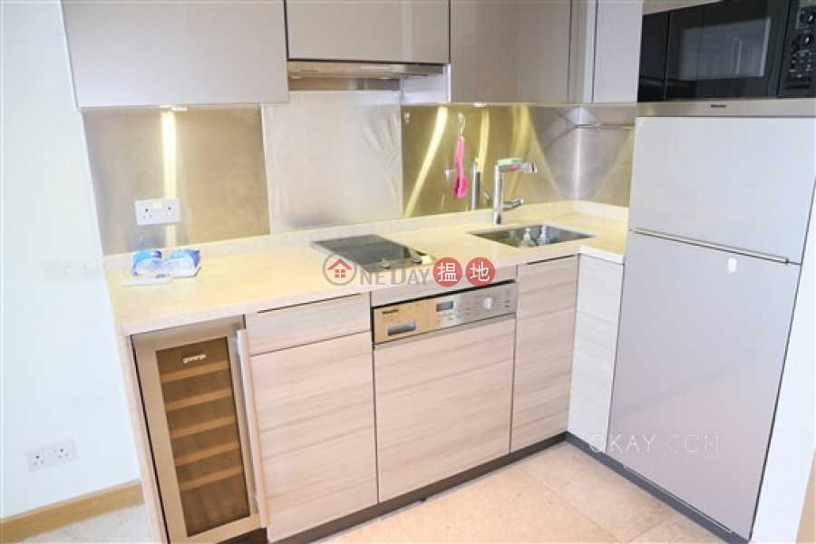 HK$ 32,000/ month Cadogan | Western District | Luxurious 1 bedroom on high floor with balcony | Rental