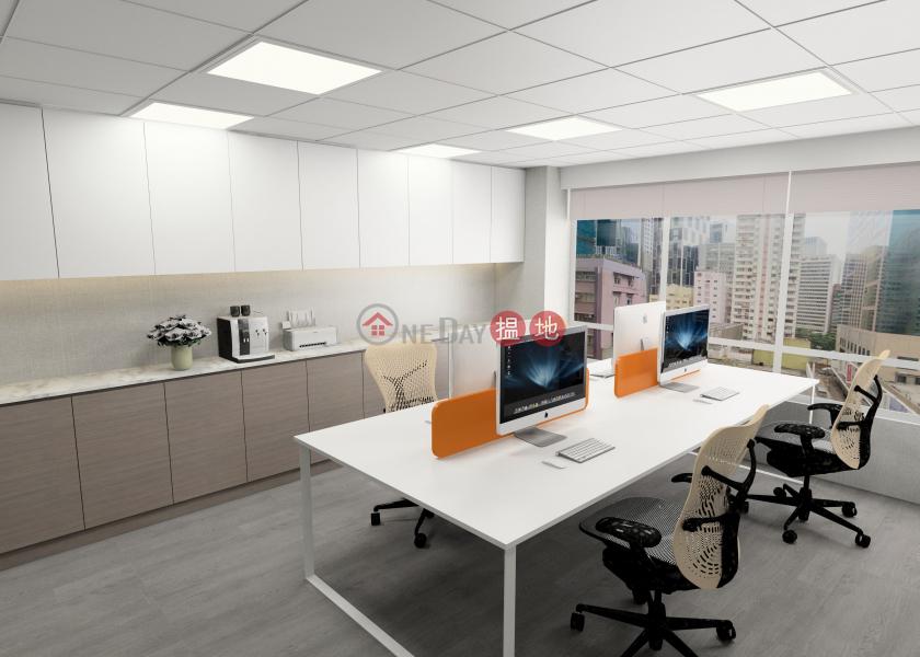 24小時灣仔四層全新及多元化的獨立作業空間|樂基中心(Lucky Centre )出租樓盤 (KARIN-2099281197)