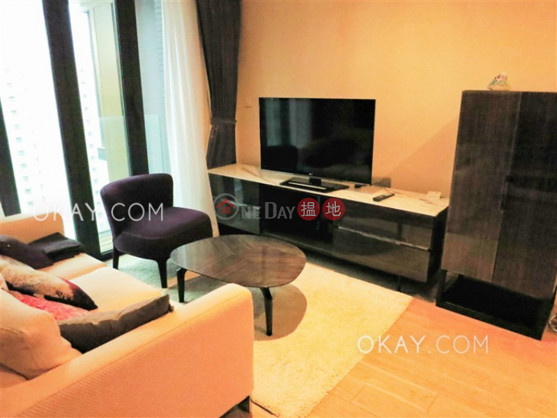 Stylish 1 bedroom on high floor with balcony   Rental 38 Caine Road   Western District Hong Kong   Rental, HK$ 30,000/ month