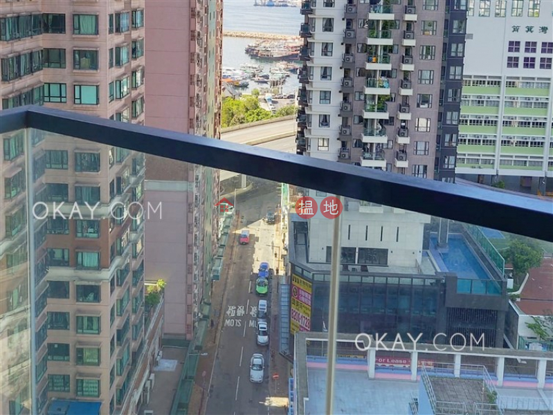 HK$ 9M | Le Riviera Eastern District | Charming 1 bedroom with balcony | For Sale