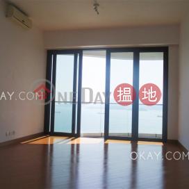 Rare 3 bedroom on high floor with balcony & parking | Rental