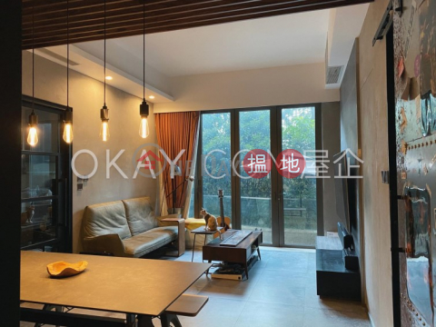 Stylish 2 bedroom with terrace | For Sale|One Homantin(One Homantin)Sales Listings (OKAY-S397246)_0